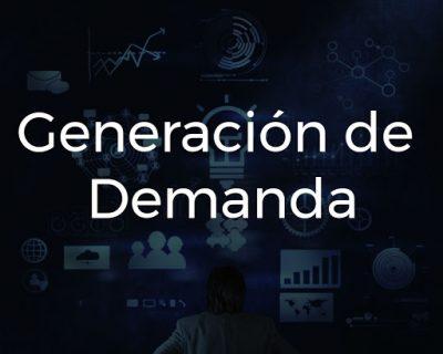 Generación de Demanda